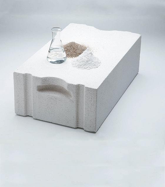 Porózus beton falazóblokk