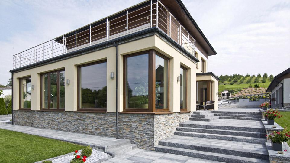 Porózus beton falazó blokk