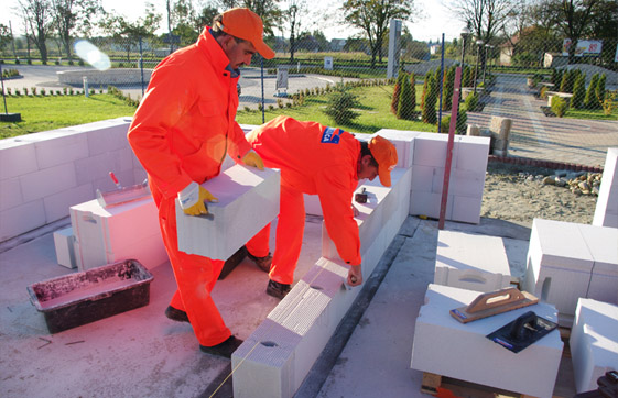 Falazóblokk beton